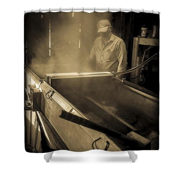 Family Tradition Shower Curtain