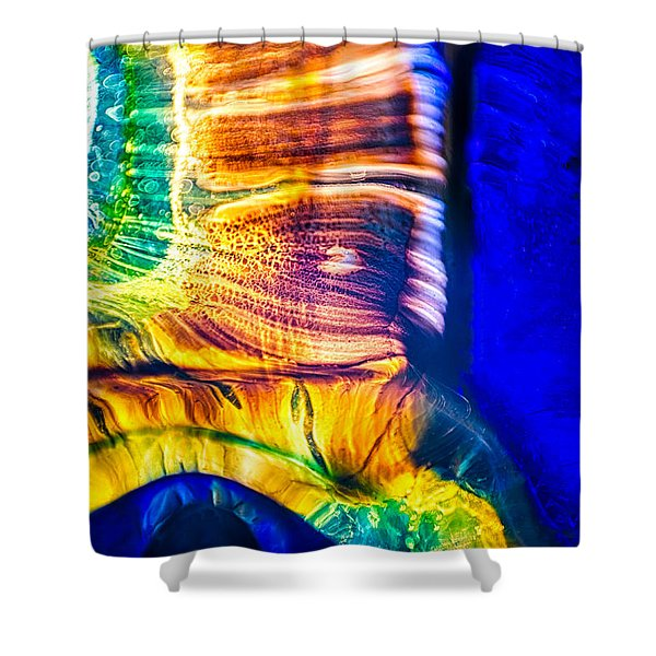 Fast Friends Shower Curtain