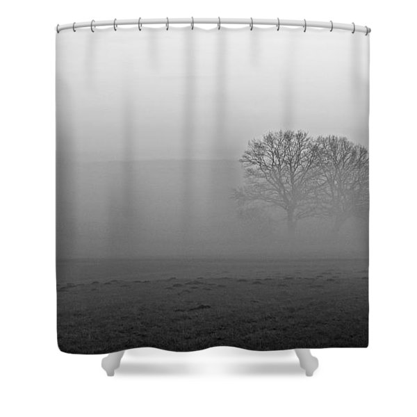 Finding Our Way Shower Curtain