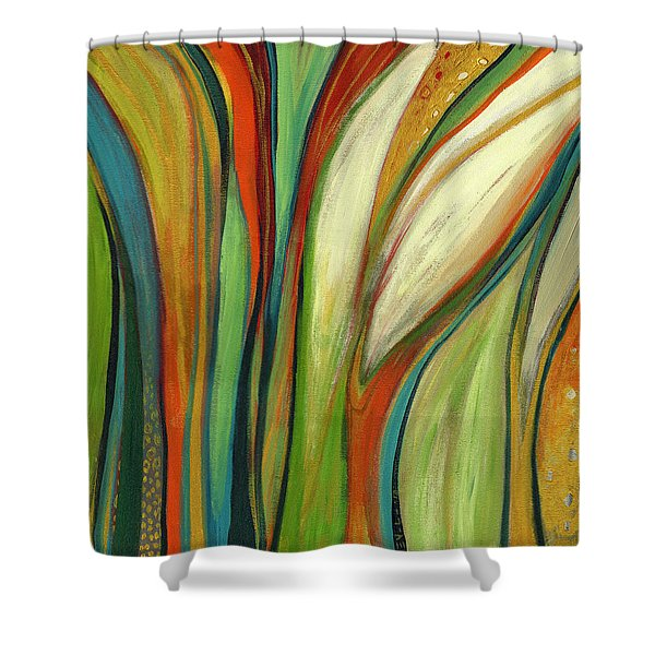Finding Paradise Shower Curtain