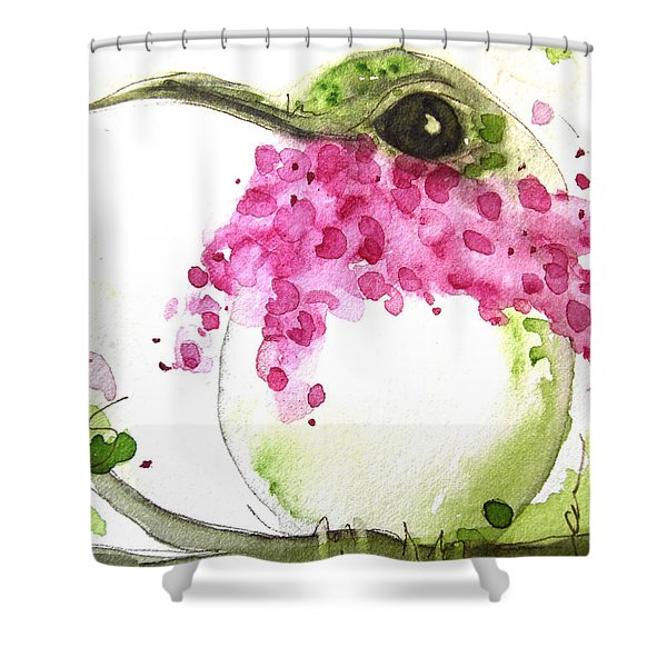 Fine Summer Day Shower Curtain