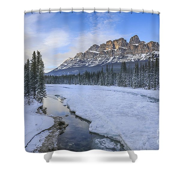 Finest Hour Shower Curtain
