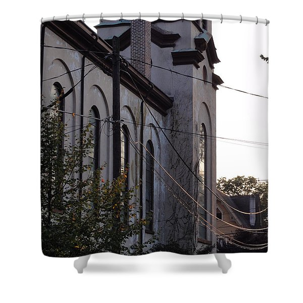 First Centenary Methodist Shower Curtain