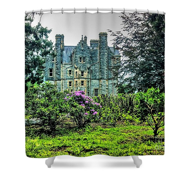 Fit For Royalty Shower Curtain