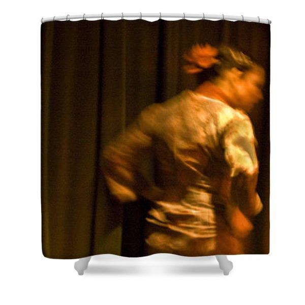 Flamenco Series 14 Shower Curtain