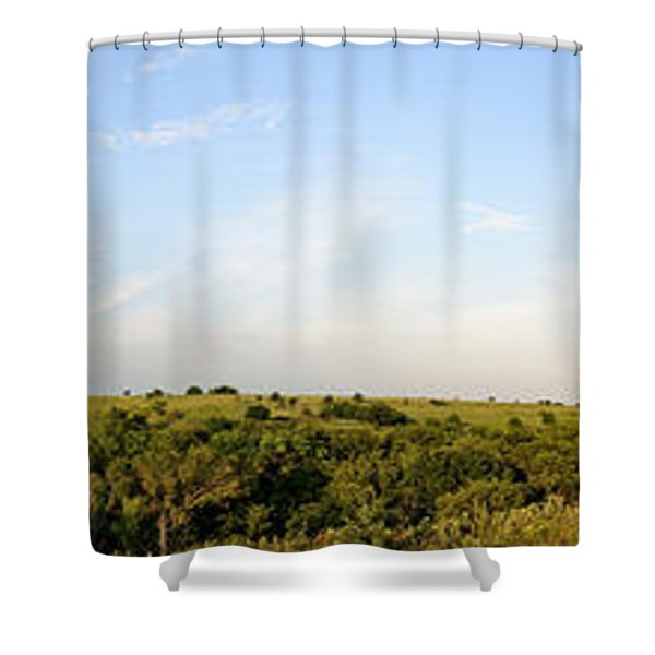 Flint Hills 2 Shower Curtain