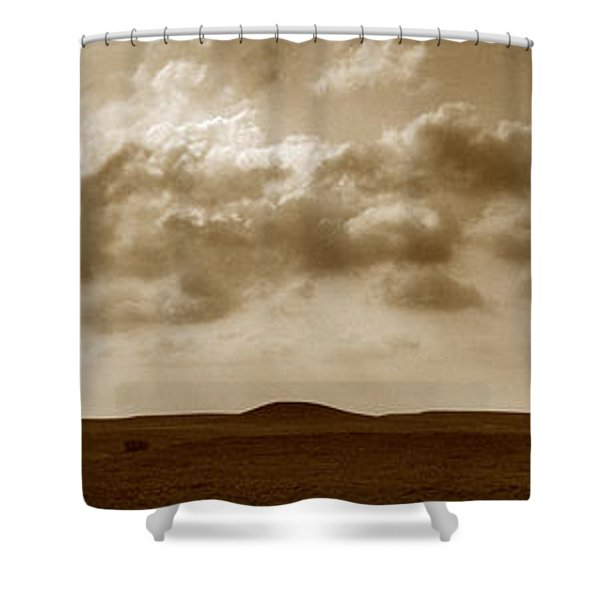 Flint Hills Panorama Shower Curtain