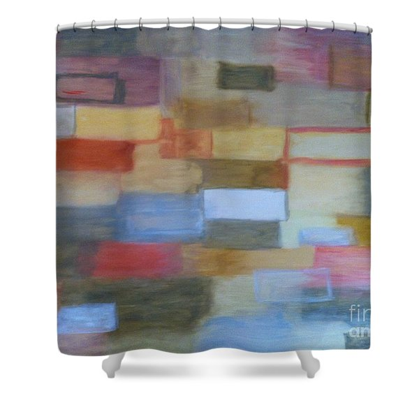 Float Shower Curtain