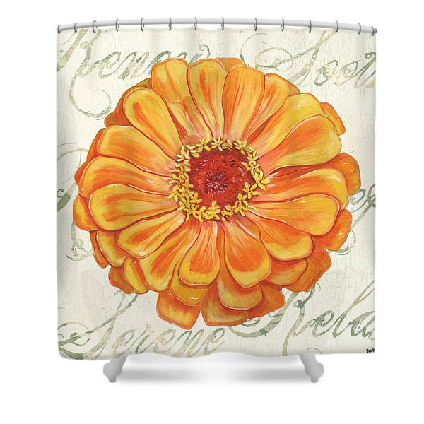 Floral Inspiration 2 Shower Curtain