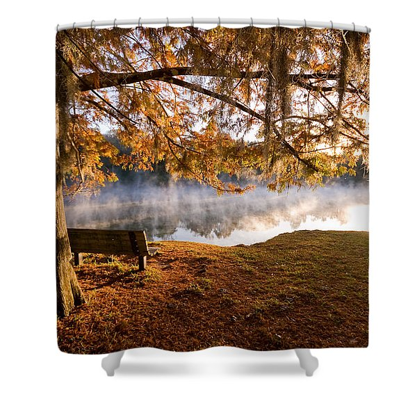 Florida Gem Shower Curtain