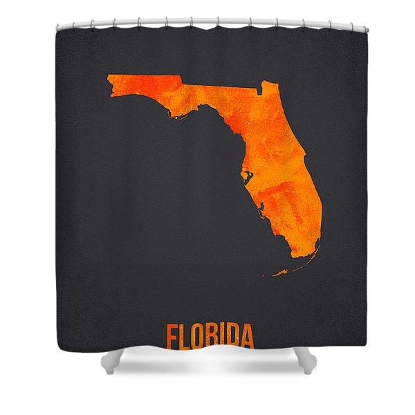 Florida The Sunshine State Shower Curtain