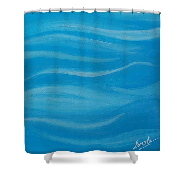 Flow2 Shower Curtain