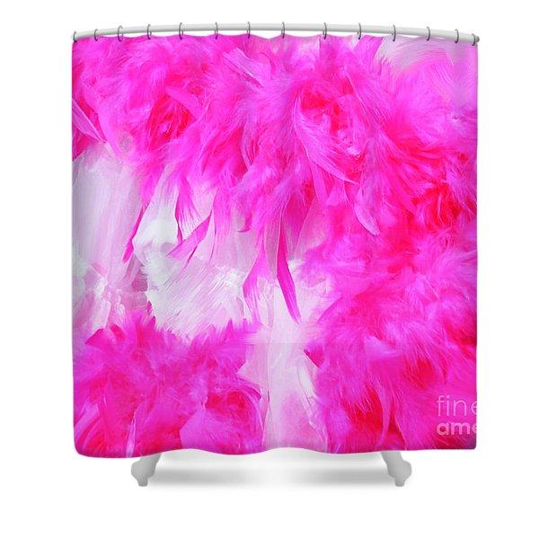 Fluff Shower Curtain