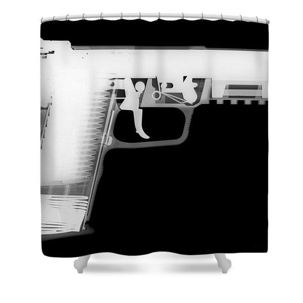 Fn 57 Reverse Shower Curtain