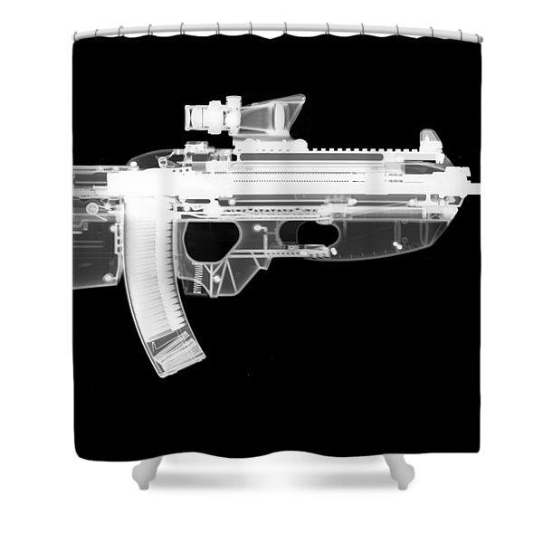 Fn Fs2000 Shower Curtain