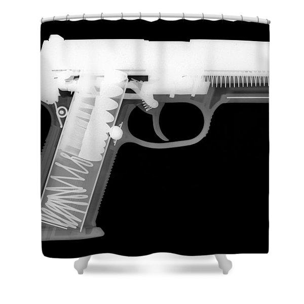 Fn P9 Reverse Shower Curtain