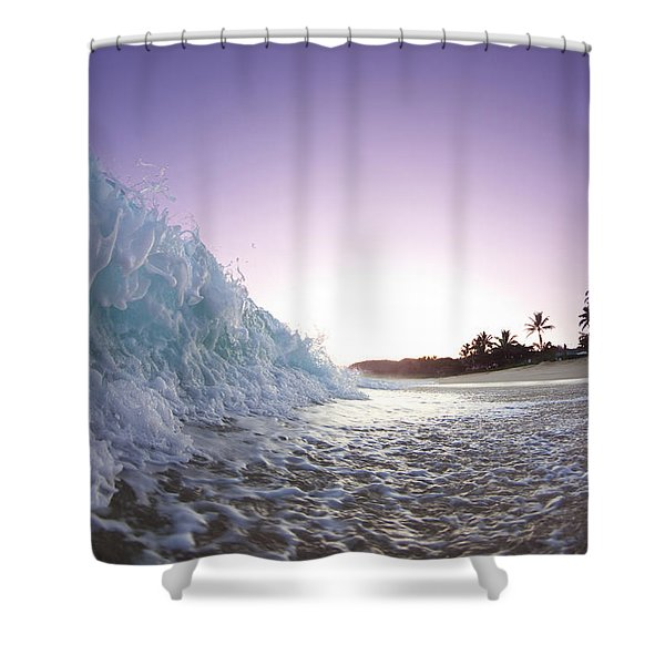 Foam Wall Shower Curtain