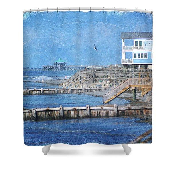 Folly Beach Shower Curtain