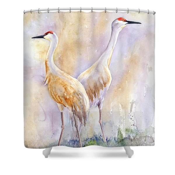For Life Shower Curtain