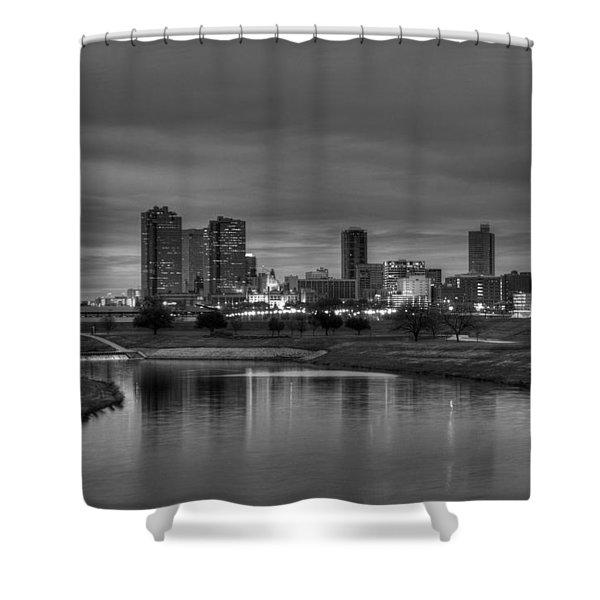 Fort Worth Shower Curtain