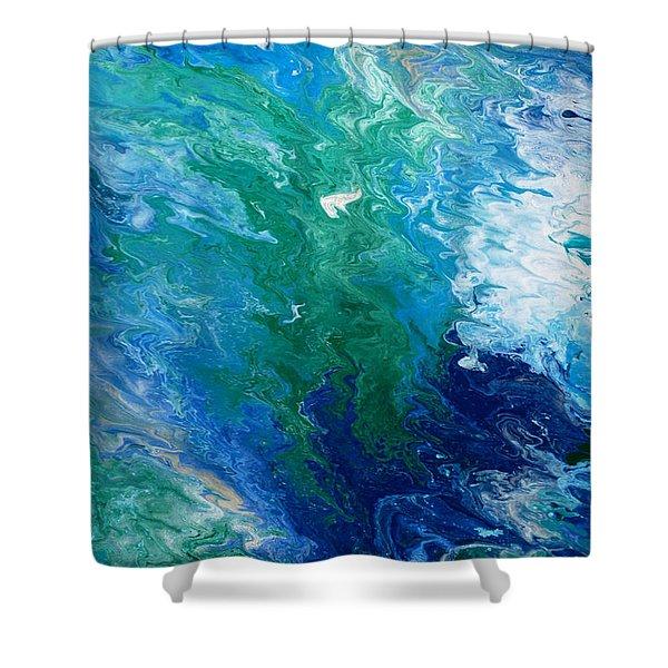Free Spirit 6 Shower Curtain