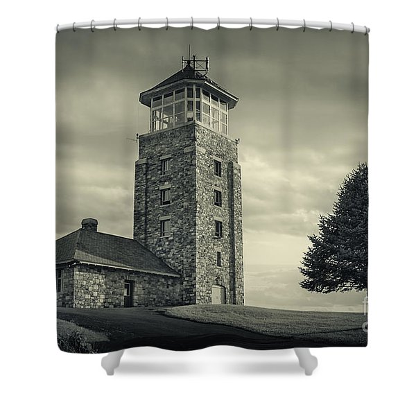 Free The Dream Shower Curtain
