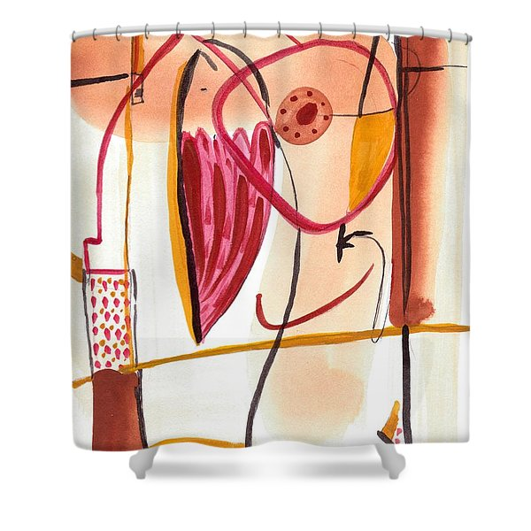From Within 1 Shower Curtain