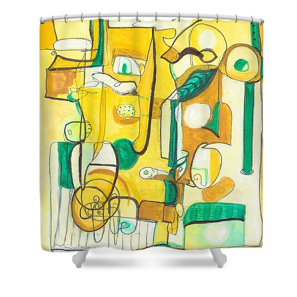 From Within 10 Shower Curtain
