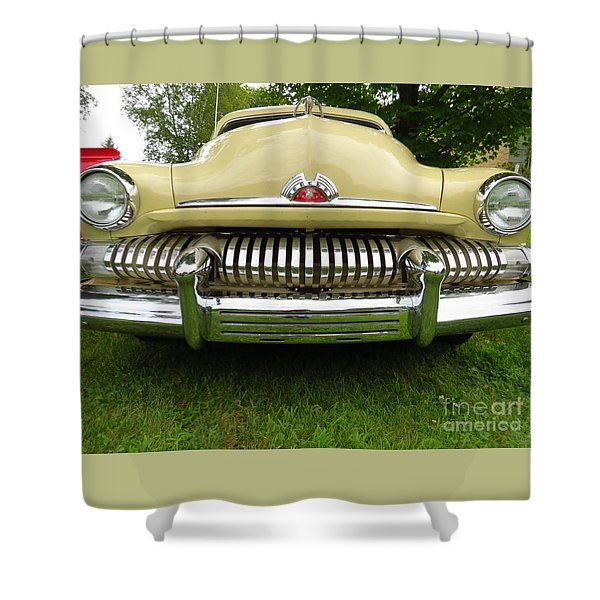 Front End Shower Curtain