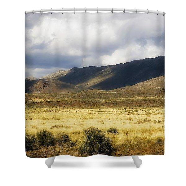 Frontier Shower Curtain