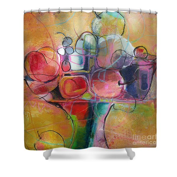 Fruit Bowl No.1 Shower Curtain