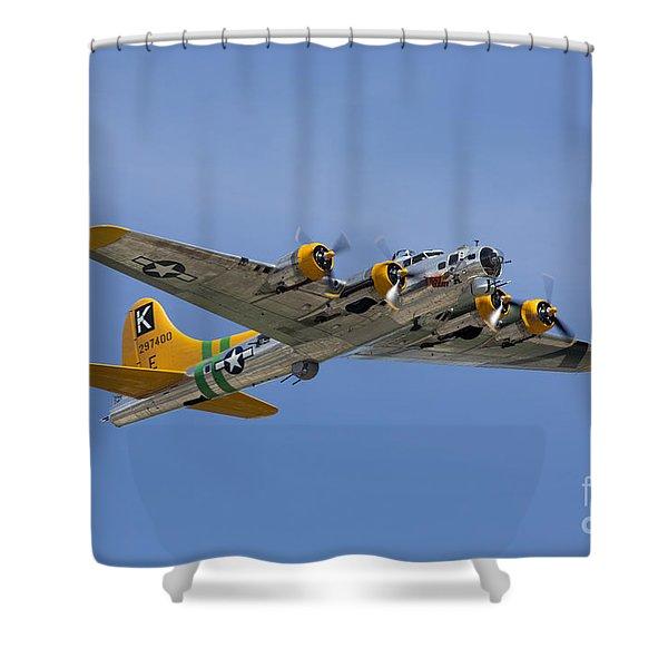 Fuddy Duddy Shower Curtain