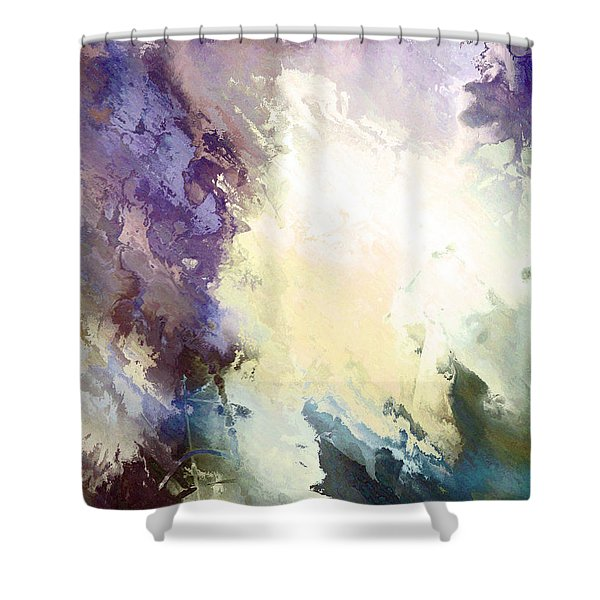Gardens Of Babylon Shower Curtain