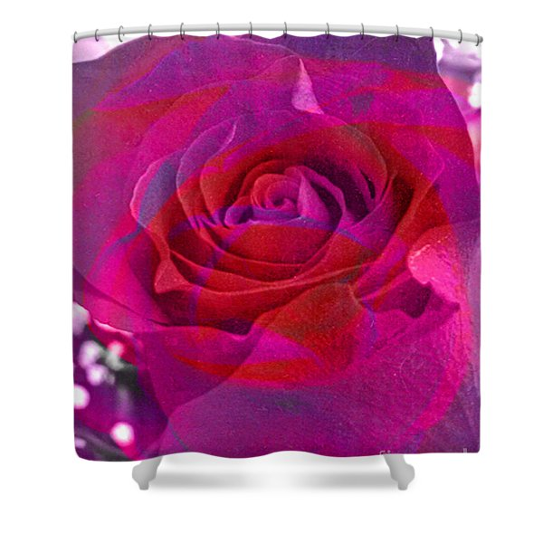 Gift Of The Heart Shower Curtain