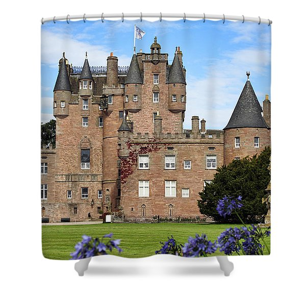 Glamis Castle Shower Curtain
