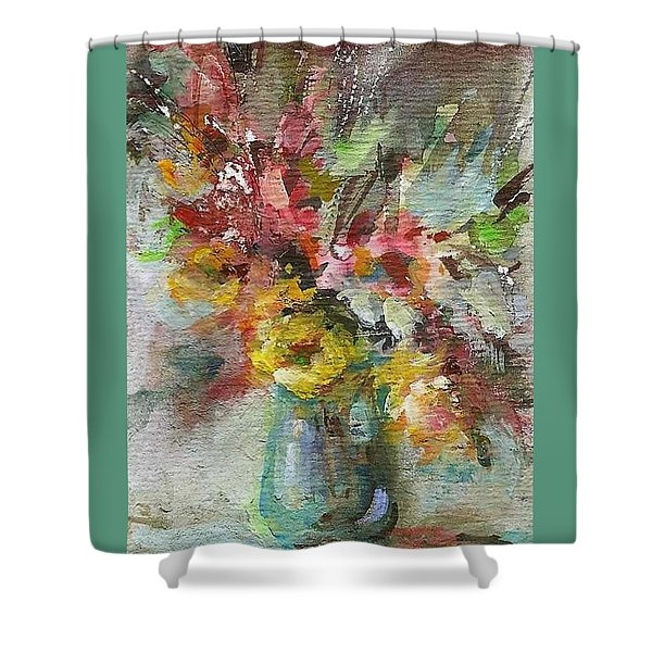 Grace And Beauty Shower Curtain