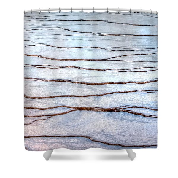 Gradations Shower Curtain