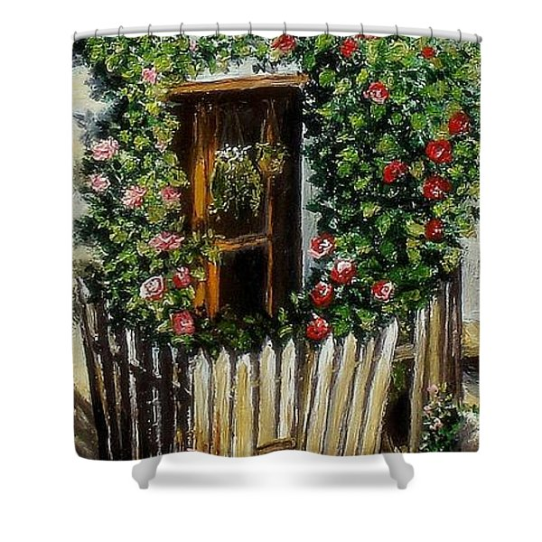 Grandmother S Home Shower Curtain