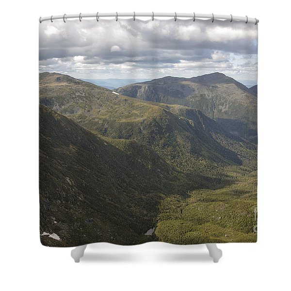 Shower Curtain featuring the photograph Great Gulf Wilderness - White Mountains New Hampshire Usa by Erin Paul Donovan