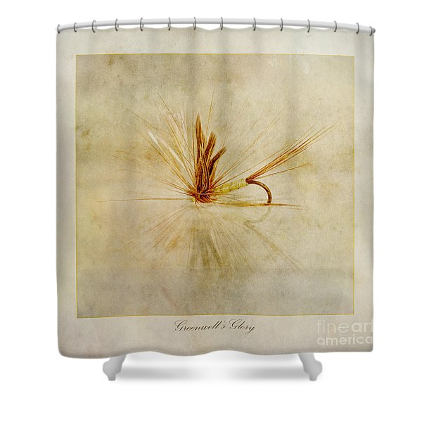 Greenwells Glory Shower Curtain