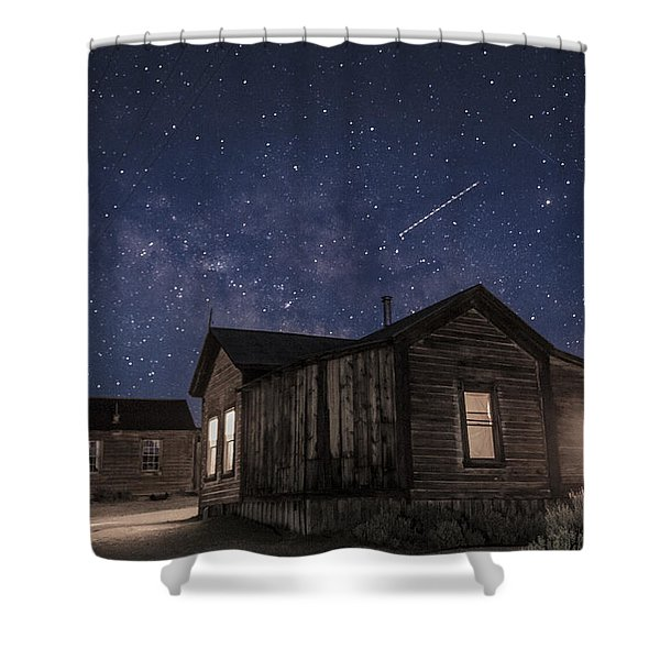 Gregory House Shower Curtain