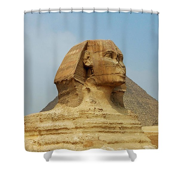 Guardian II Shower Curtain