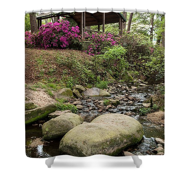 Guignard Park-1 Shower Curtain