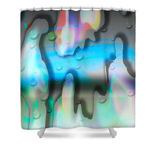 Guit Car Shower Curtain