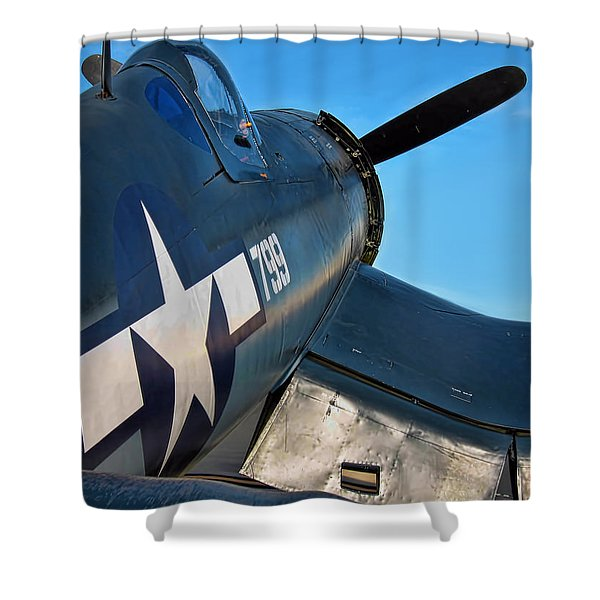 Gull Wing Shower Curtain