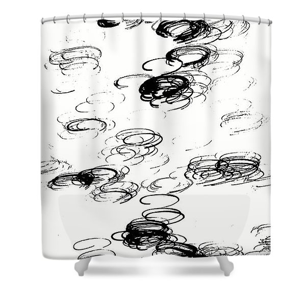 Halo Shower Curtain