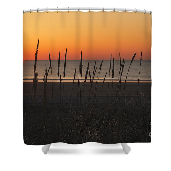 Shower Curtain featuring the photograph Hampton Beach State Park - Hampton New Hampshire Usa by Erin Paul Donovan