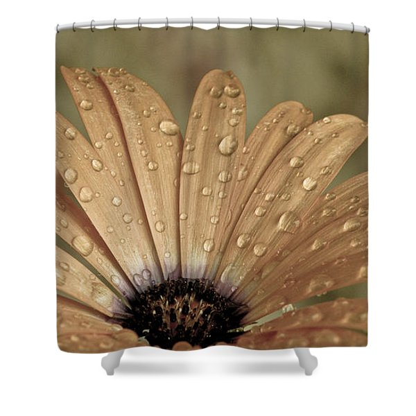 Happy To Be A Raindrop Shower Curtain