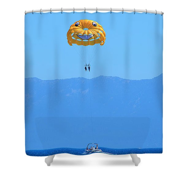 Happy Together Shower Curtain