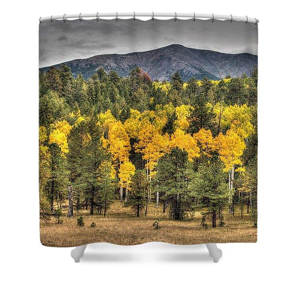 Hart Prairie Shower Curtain